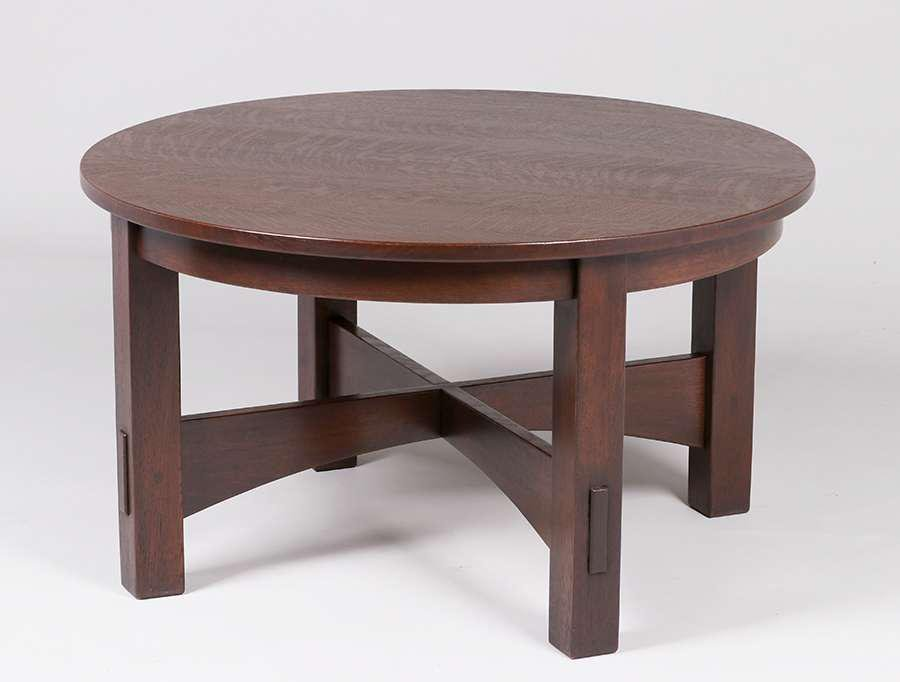 Gustav Stickley Coffee Table c1903