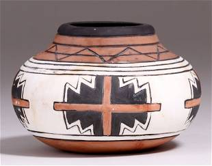 Weller Indianware Vase c1910