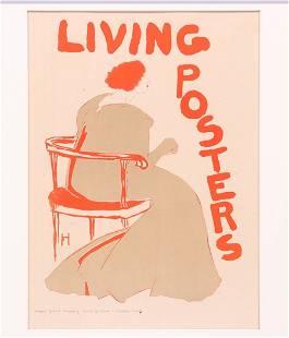Maitre de LAffiche Frank Hazenplug Living Posters