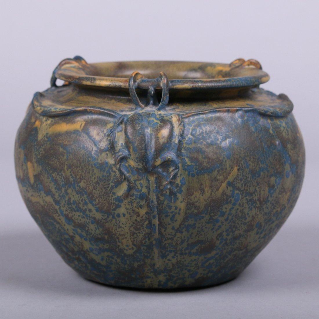 Ephraim Scarab Vase