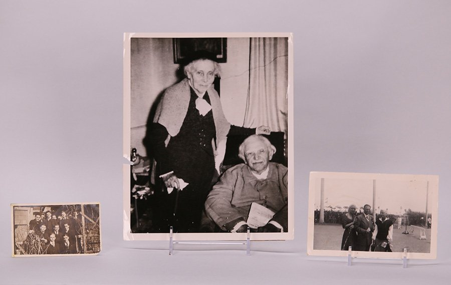 Lot of 3 Robineau Family Pictures