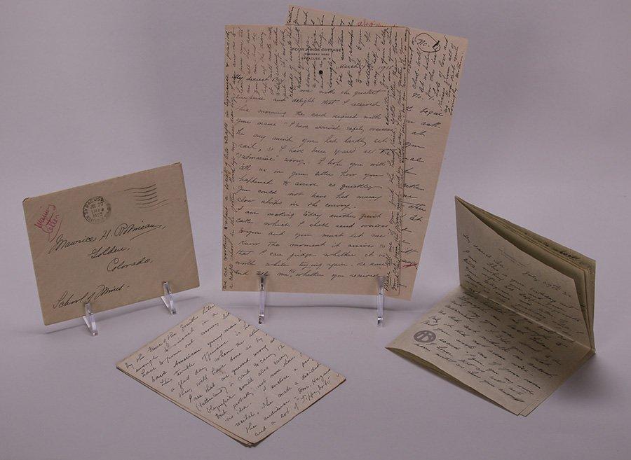 Adelaide Robineau Letters