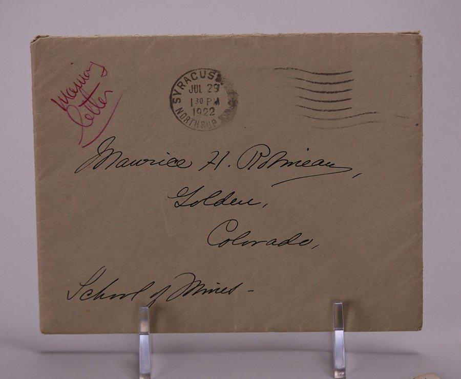 Adelaide Robineau Letters - 2