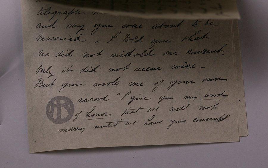 Adelaide Robineau Letters - 3