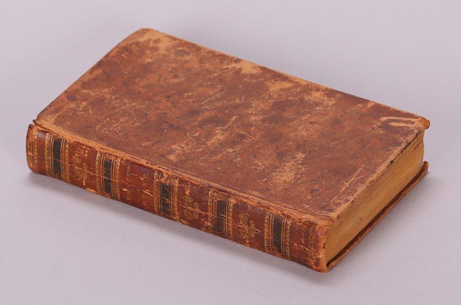 Antique Book: Botany by George Sumner 1820