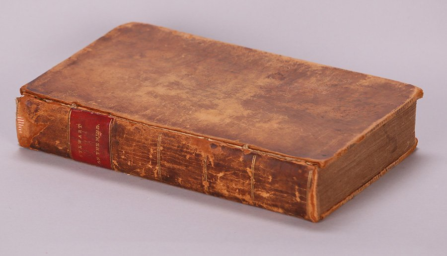Antique Book: Philosophy of the Human Mind 1818