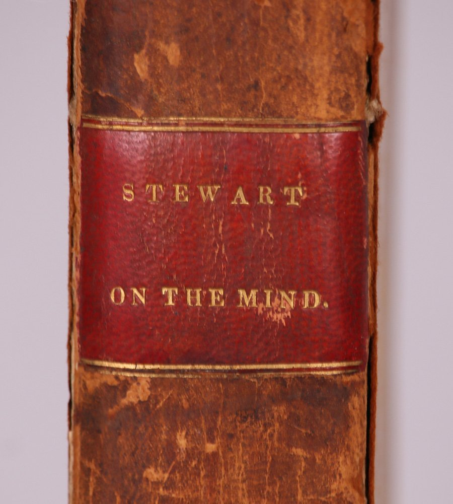 Antique Book: Philosophy of the Human Mind 1818 - 2