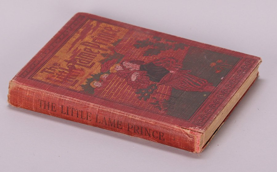 Antique Book: The Little Lame Prince - 4