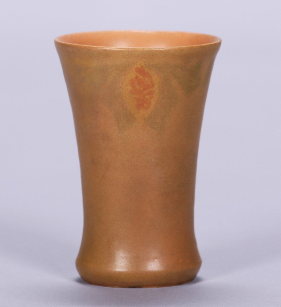 Walrath Pottery Decorated Vase
