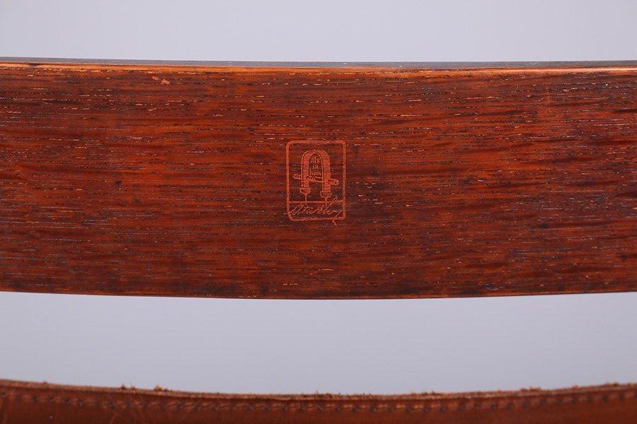Gustav Stickley Swivel Chair - 3