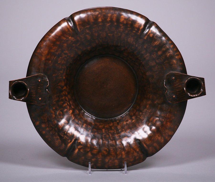 Craftsman Studios Hammered Copper Bowl