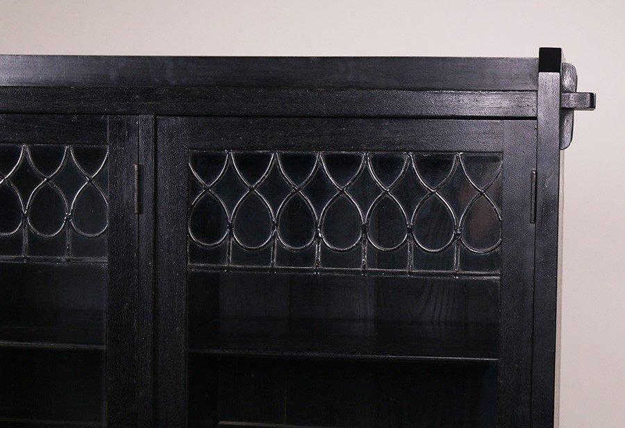 Early Limbert 3-Door Bookcase - 4