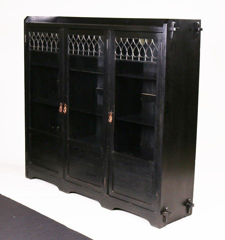 Early Limbert 3-Door Bookcase - 5
