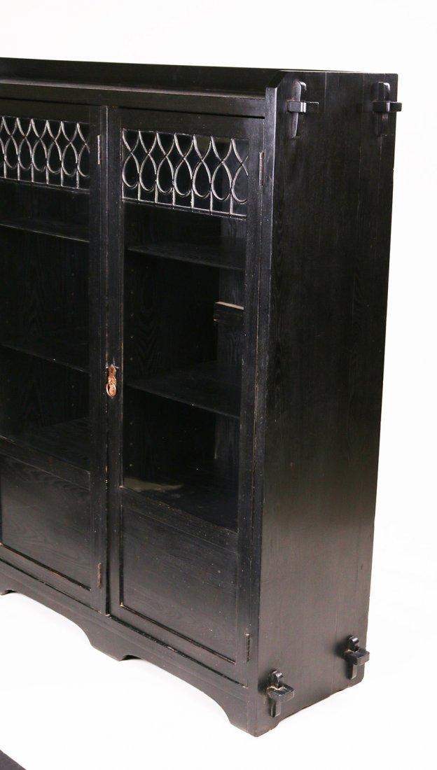 Early Limbert 3-Door Bookcase - 6