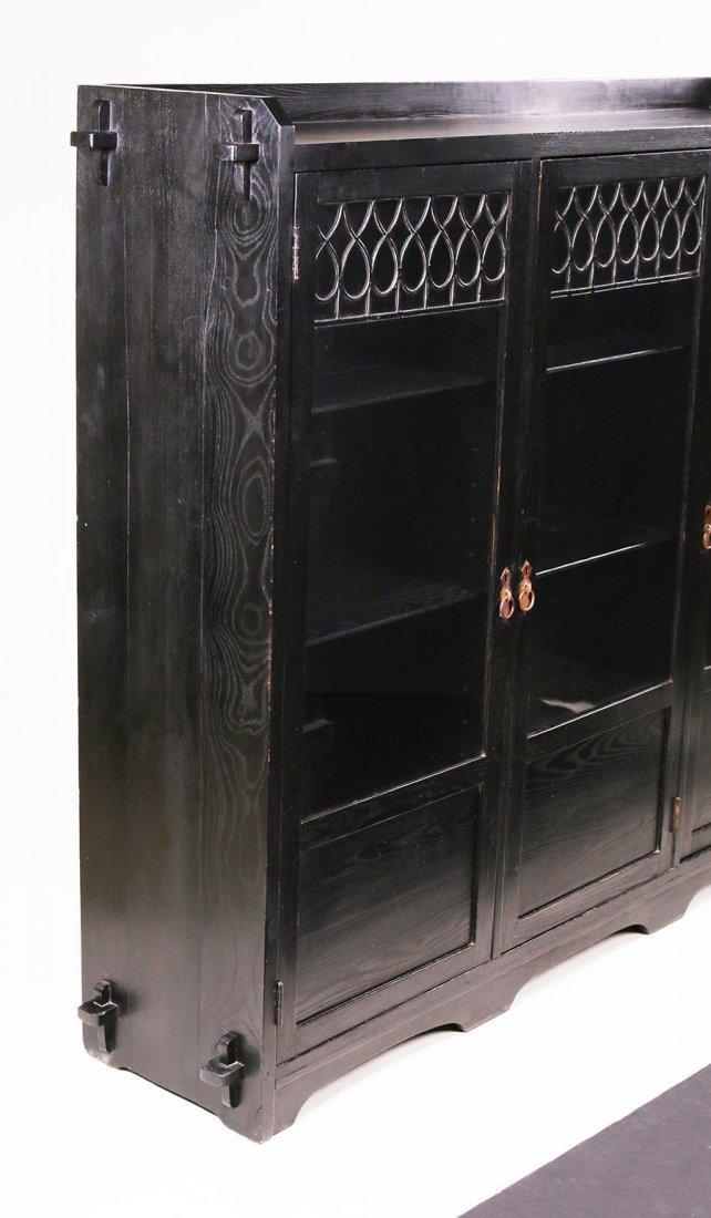 Early Limbert 3-Door Bookcase - 7