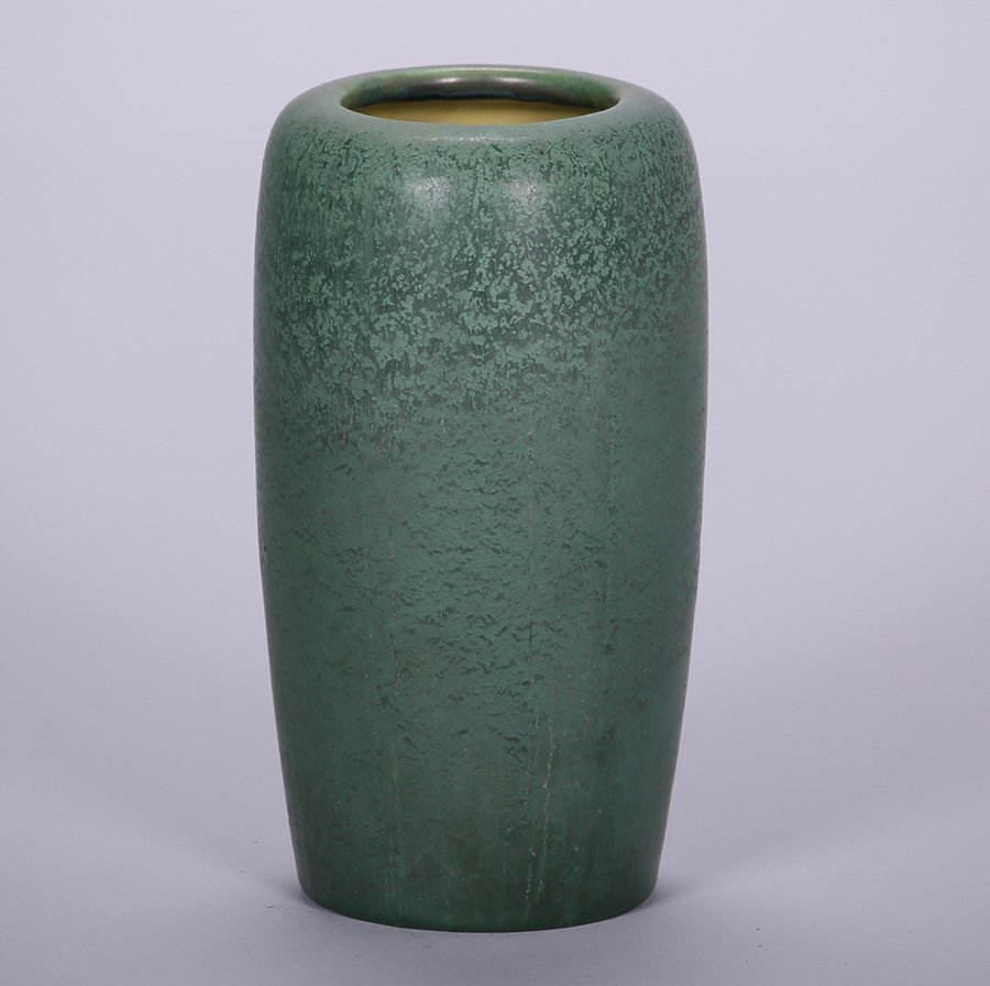 Hampshire Matte Green Vase