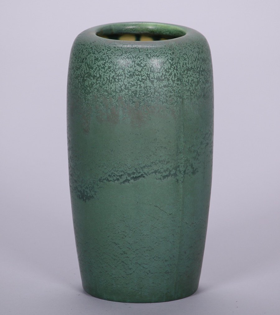 Hampshire Matte Green Vase - 2