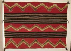 Navajo Transitional Woman's Chief (Chief's) Blanket