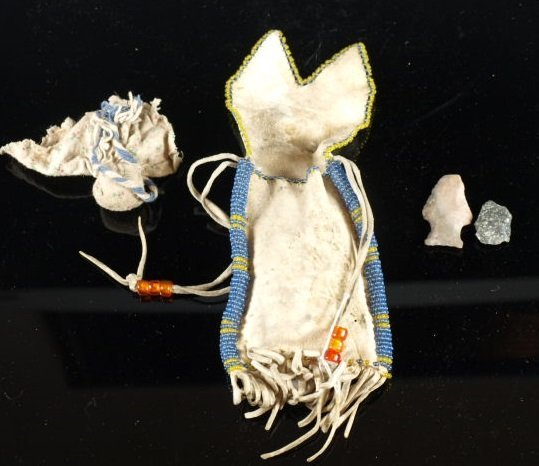 Early Plains Indian Medicine Pouch