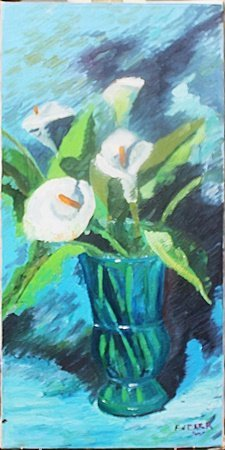 Original Acrylic Painting By F.J. CARR
