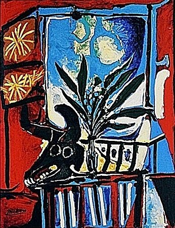 Limited Edition Picasso - Still Life With Bulls Head -