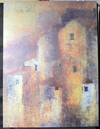 Giclee Print on Canvas