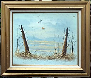 Original Acrylic Painting By Tamsan
