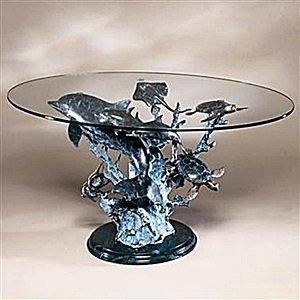 Dolphin Seaworld Coffee Table