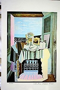 Picasso Limited Edition - The Balcony - from Collection
