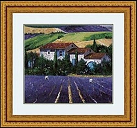 LAVENDER OF ROUSSILLON BY BARBARA MCCANN
