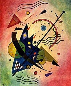 Composition 1919' - Wassily Kandinsky