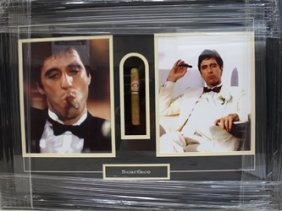 Scarface - Custom Framed Memorabilia
