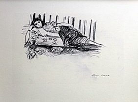 Lithograph After Henri Matisse