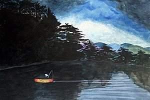 Fisherman 1889' - Winslow Homer