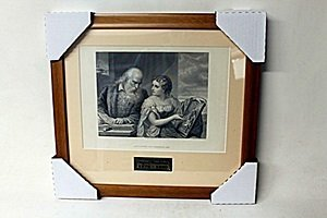 """Philosophy And Christian Art"" By Artist G. Huntington"