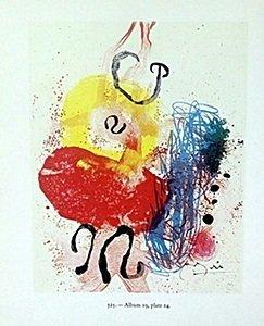 "Print ""Album"" by Joan Miro"