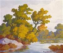 157: Sandzén, Birger, 1871-1954