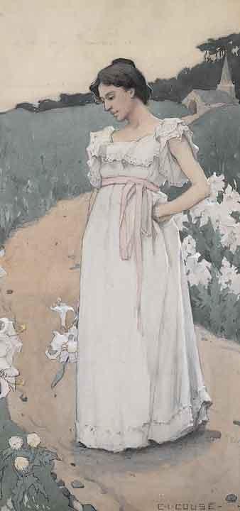 242: Couse, Eanger I., 1866-1936