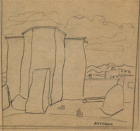 5: Bisttram, Emil, 1895-1976