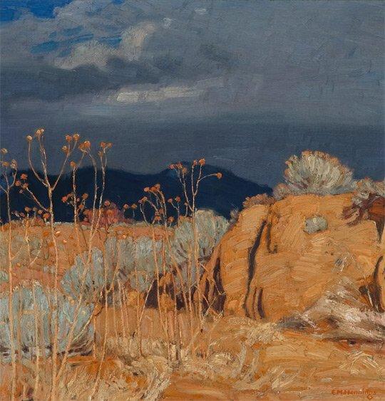 13: Hennings, E. Martin, 1886-1956