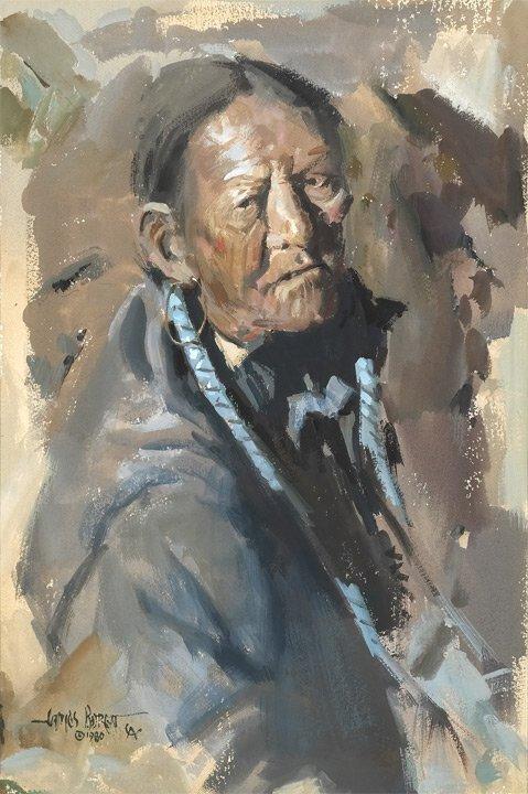 16: Boren, James, 1921-1990
