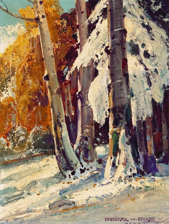 24: Becker, Frederick, 1888-1974