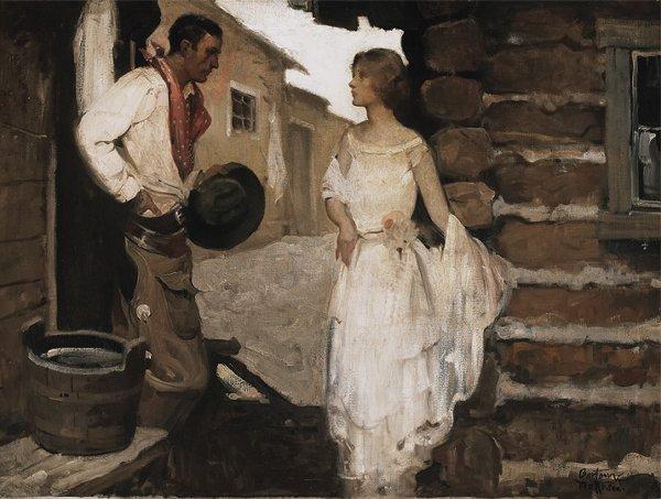 256: Matteson, Bartow, 1894-