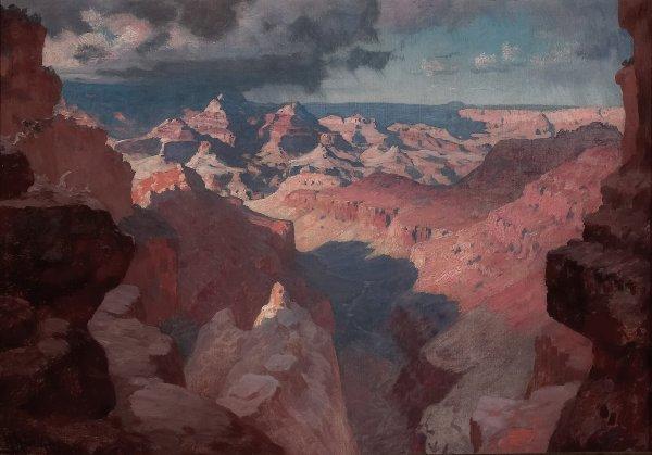264: Leigh, William R., 1866-1955