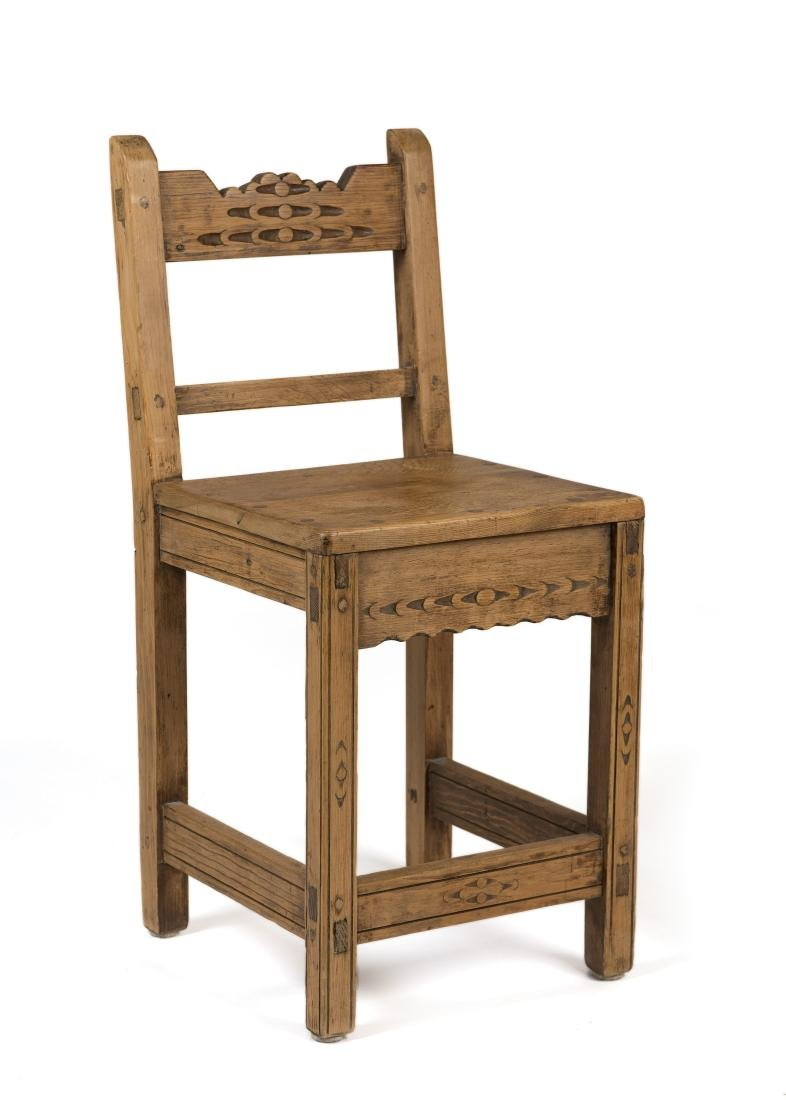 New Mexico Child Chair