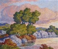 5: sandzén birger painting american art