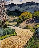 140: daughters robert painting american art