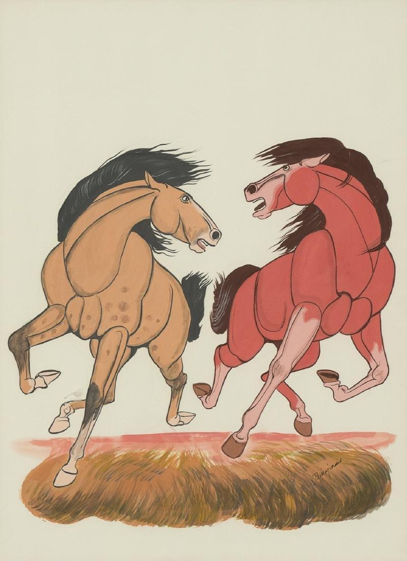 Tsinnajinnie, Andy (Yazzie Bahe), Navajo