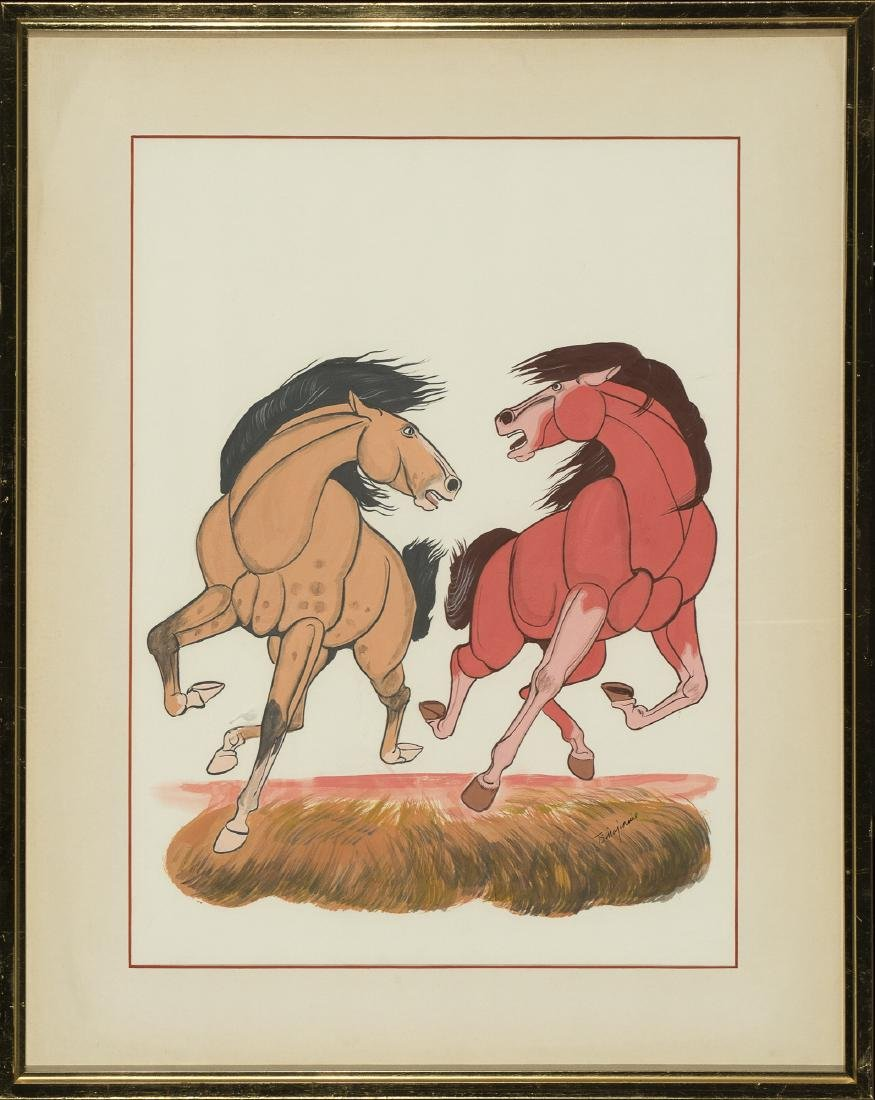 Tsinnajinnie, Andy (Yazzie Bahe), Navajo - 2