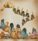Numkena, Janeele, Hopi